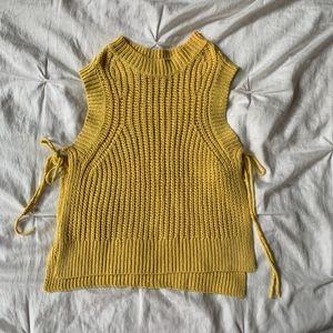Wilfred Belfort Sweater with Side Ties